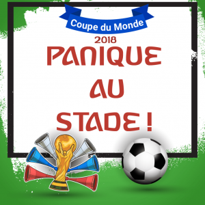 Panique au stade Escape Game
