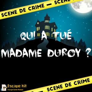 Qui a tué Madame Duroy