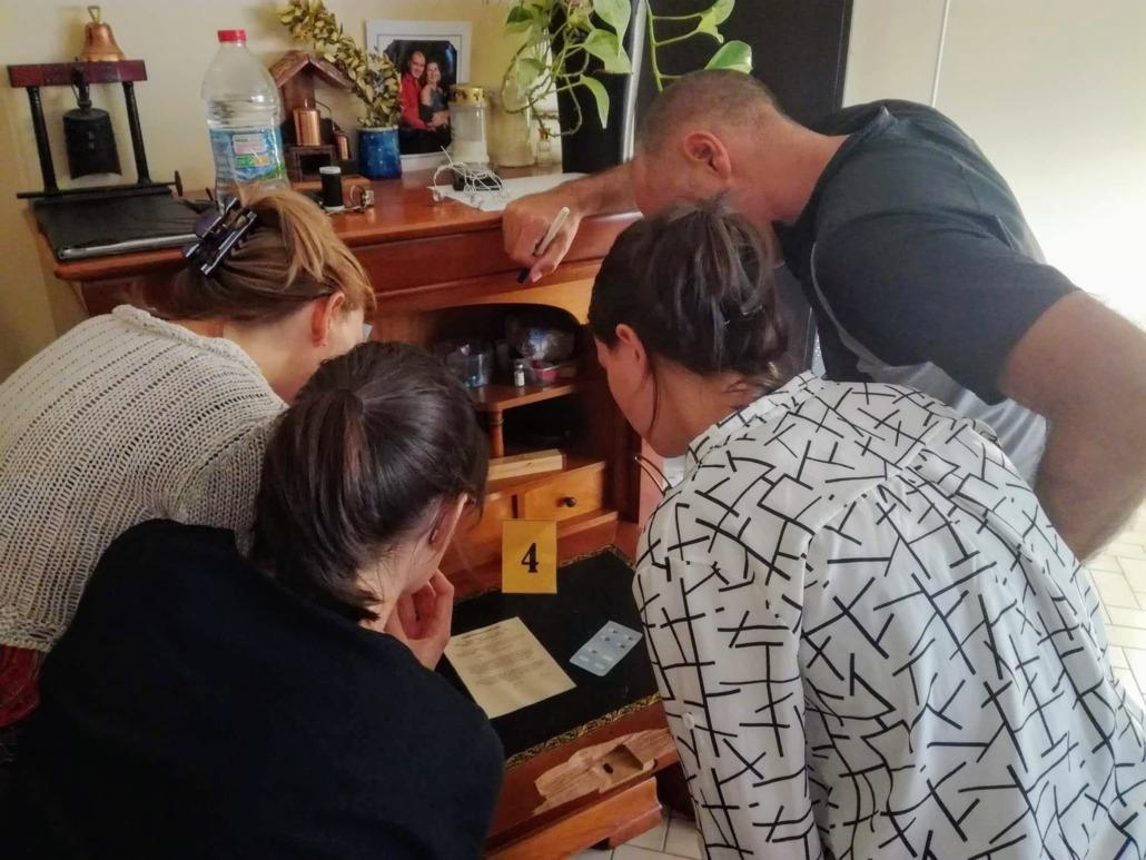 Escape Game en famille a la maison
