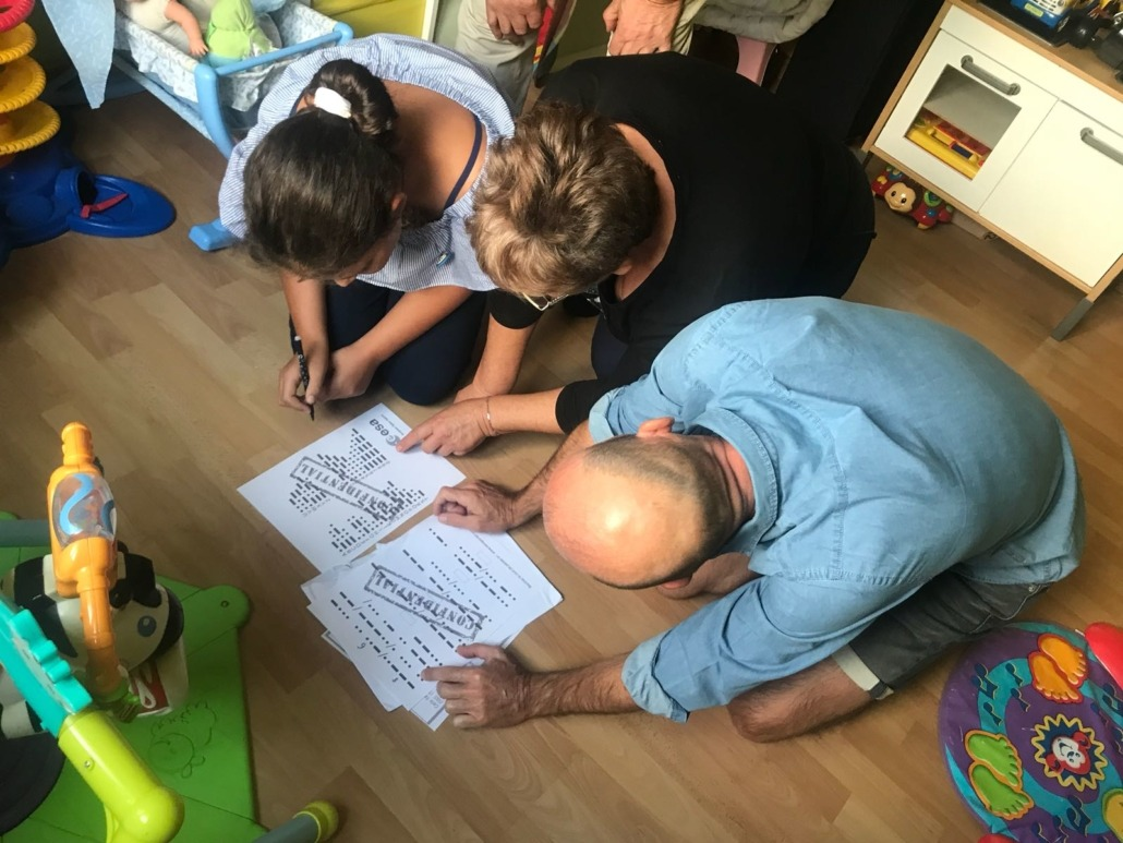Escape Game en famille à la maison
