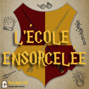 Escape Kit Ecole Ensorcelée