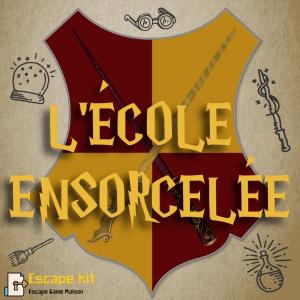 Escape Kit Ecole Ensorcelée