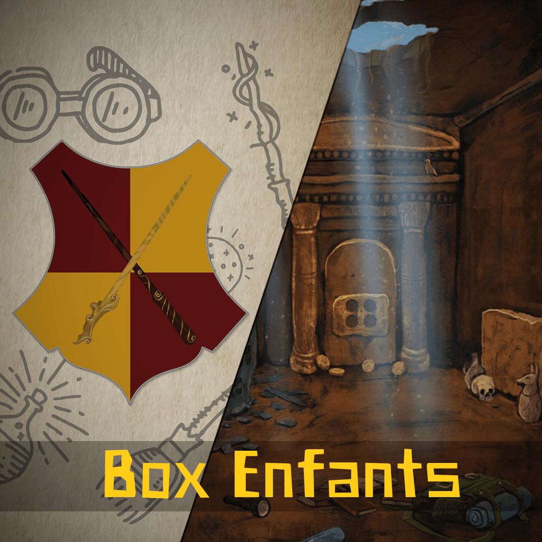 Escape Game box enfants