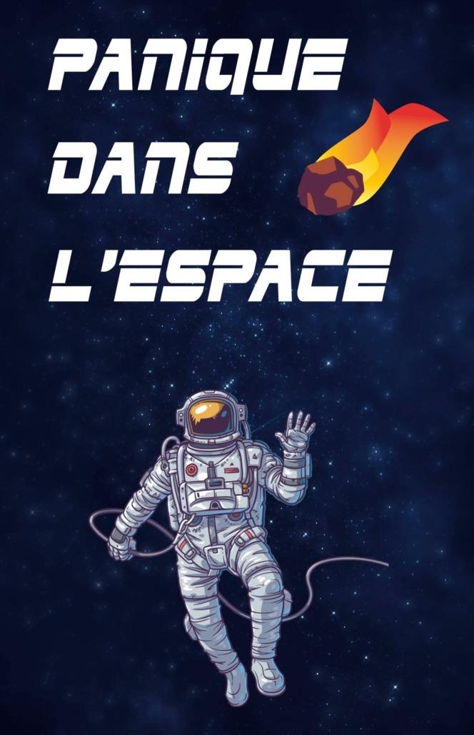 Panique dans l'espace Escape Game Maison