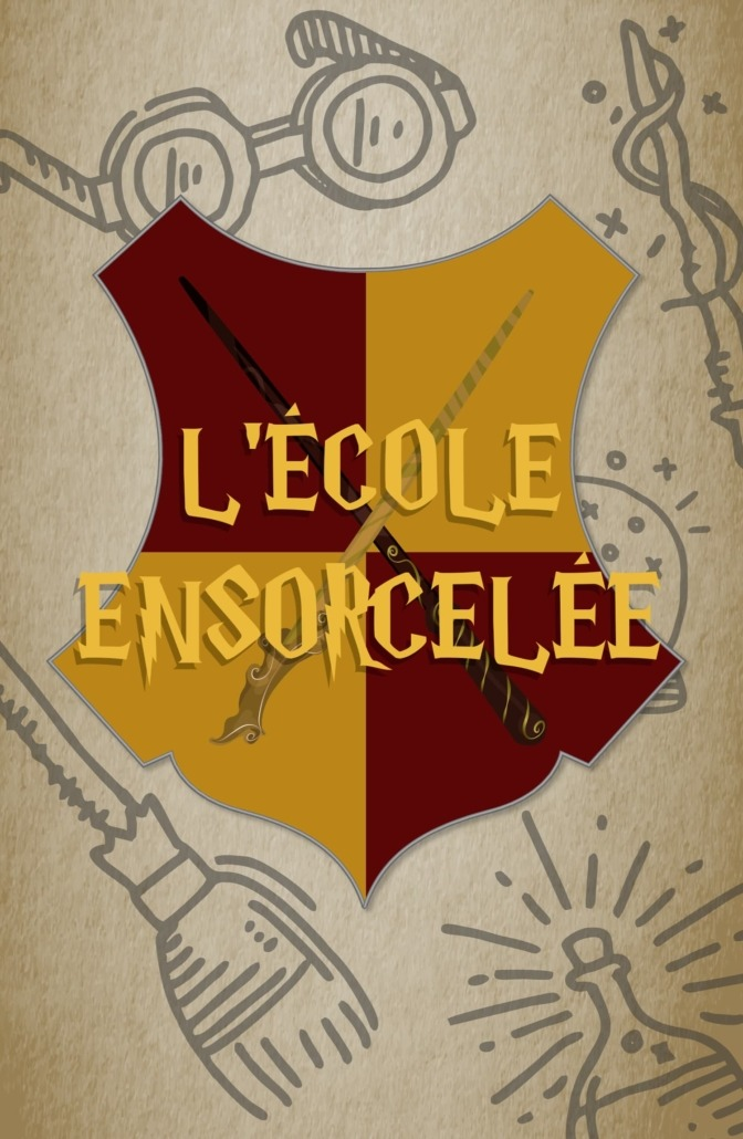 Bannière Harry Potter Escape Game