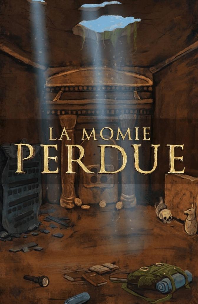 Momie Perdue Escape Home