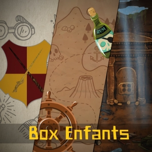 Box Escape Game enfants