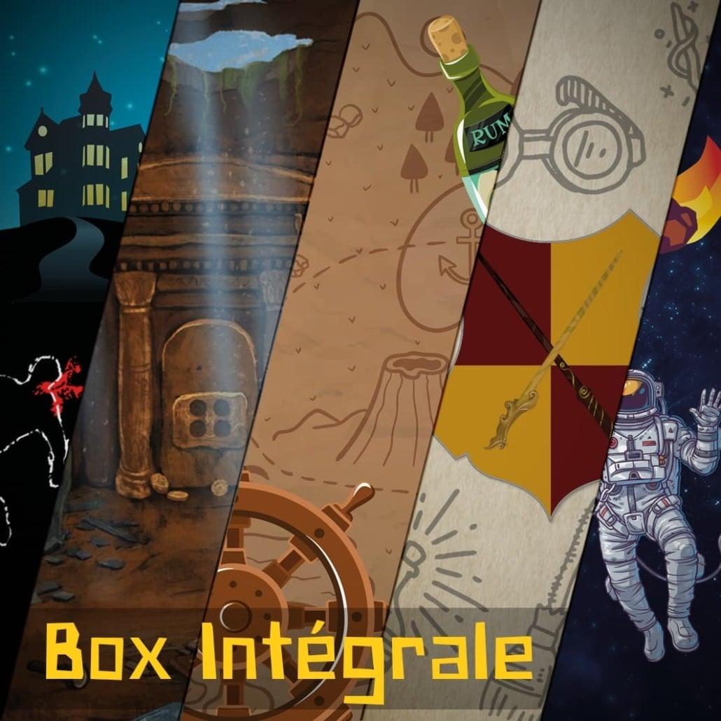 Escape Game Box