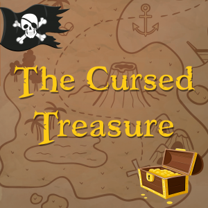 Cursed Treasure Escape Room Kit home