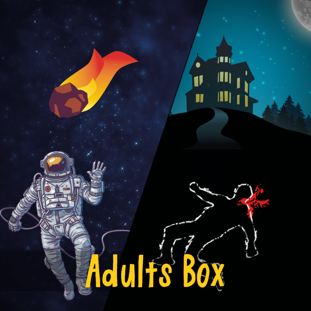 Adult Box Escape Room