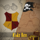 Kids Escape Room Box