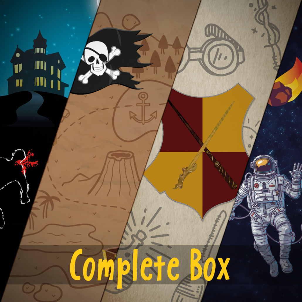 Complete Box Escape Room