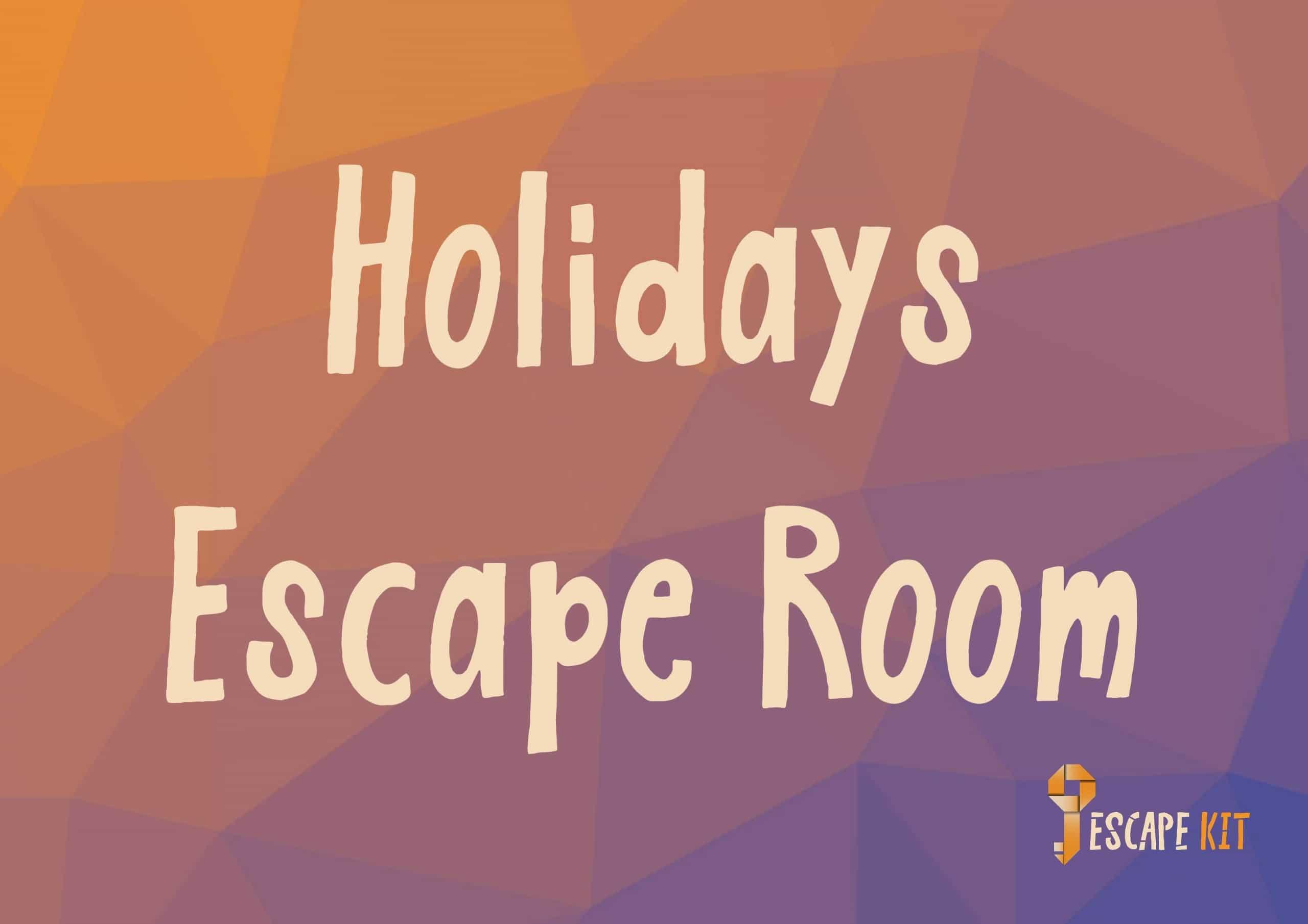 Holiday Escape Room