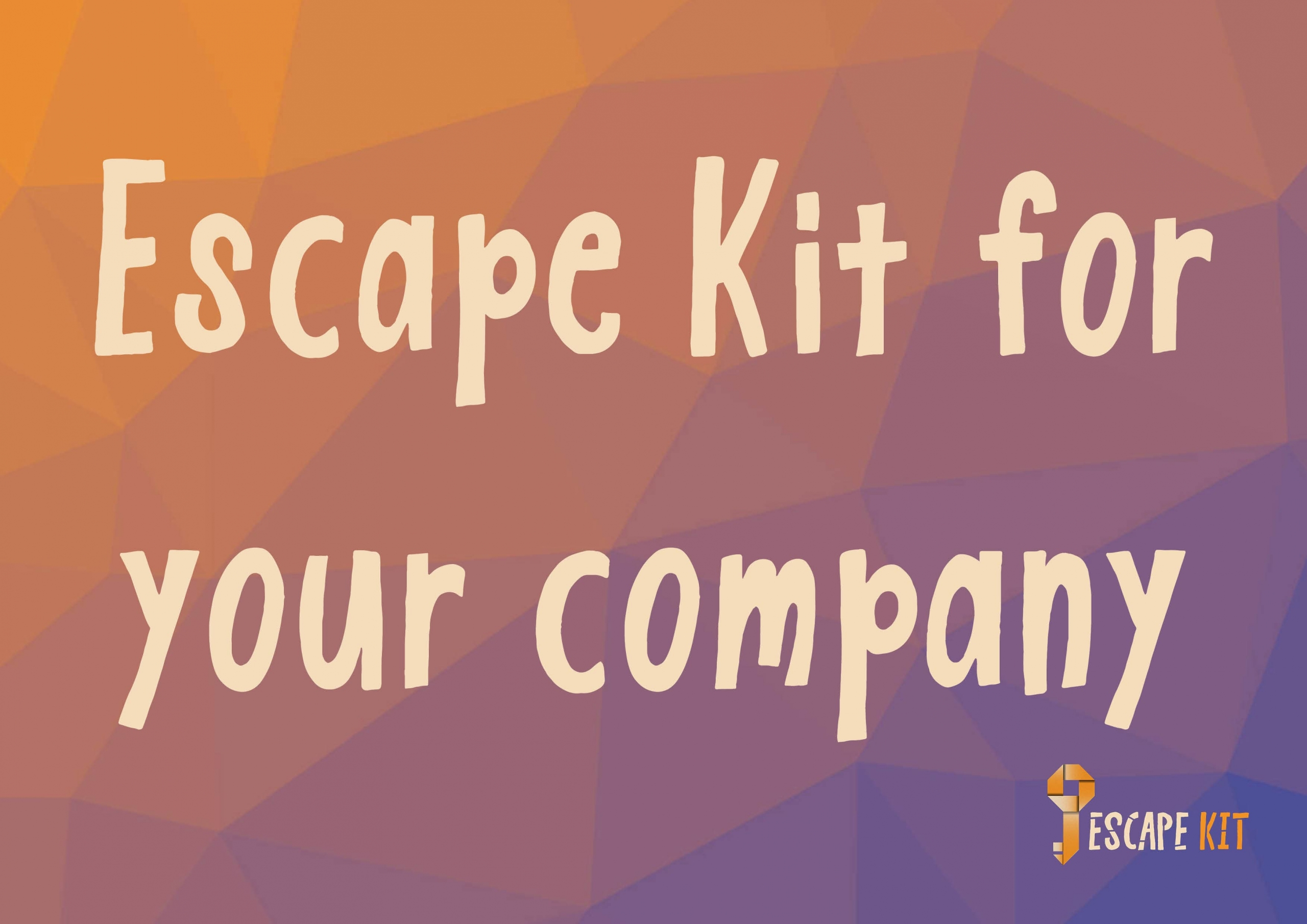 Escape Room for your company