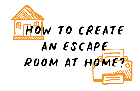 graphic regarding Free Printable Escape Room Kit titled Escape Match Package - 1st Property ESCAPE Space - Kids and Older people
