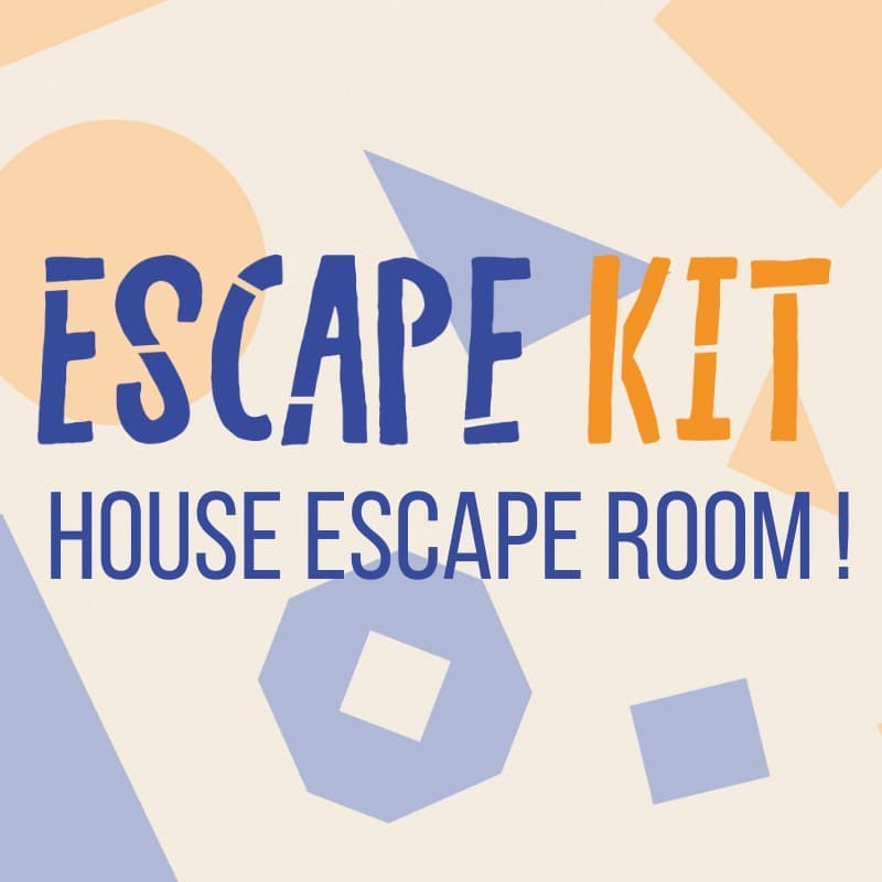 photo regarding Free Escape Room Printable named Escape Sport Package - 1st Home ESCAPE Area - Little ones and Older people