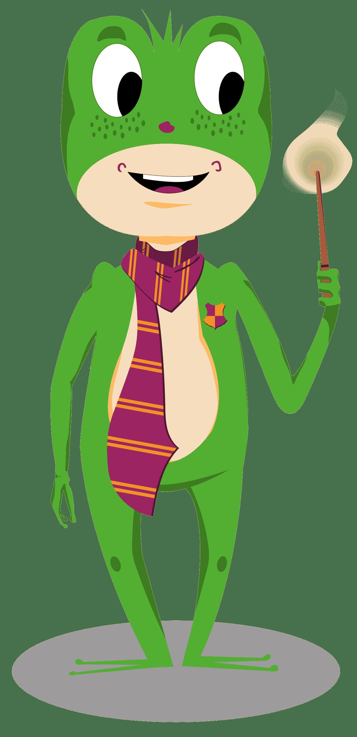 Mascotte Harry Potter Escape Game