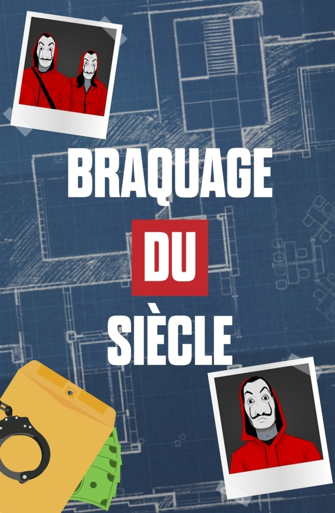 Escape Game Kit - BRAQUAGE DU SIECLE