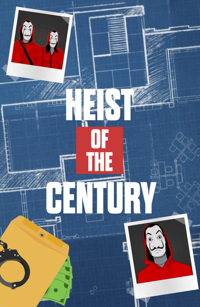 Hesit Of the century ESCAPE ROOM