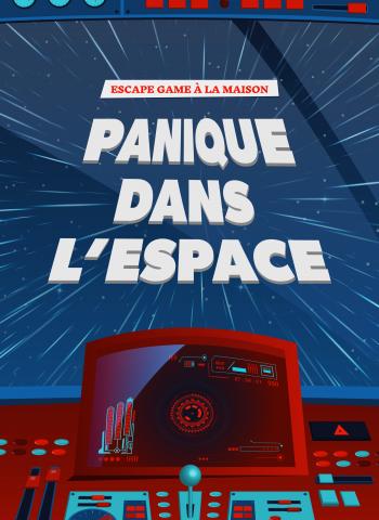panique espace escape kit