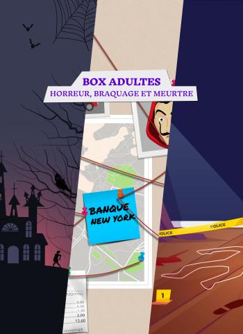 BOX ESCAPE GAME ADULTES - SITE