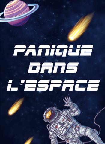 Panique dans l'espace - Escape kit