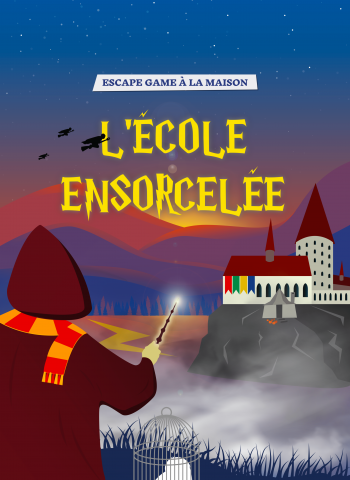 Escape Game Harry Potter Maison