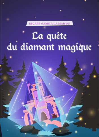 ESCAPE GAME MAGIE ENFANT REINE DES NEIGES