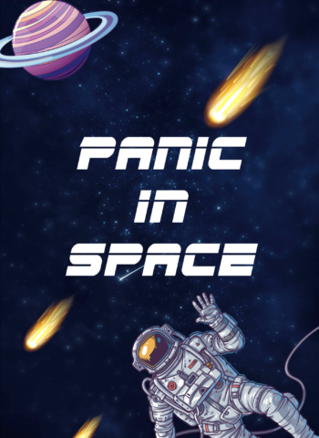 Panic in space - Escape Room