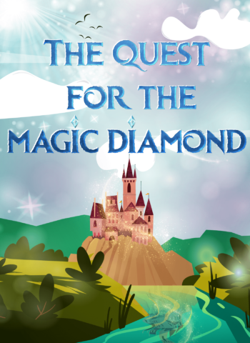 Quest of the magic diamond escape room for kids