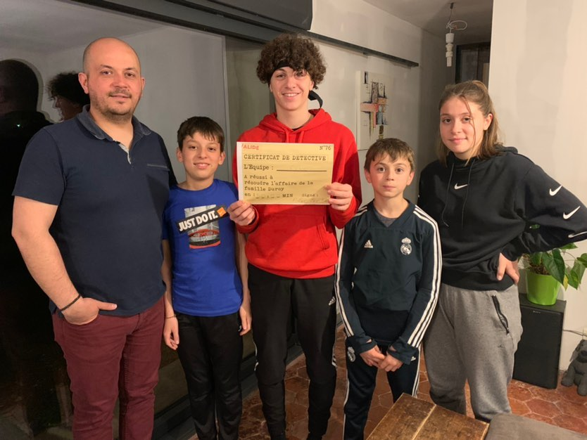 famille jeu madame duroy escape game