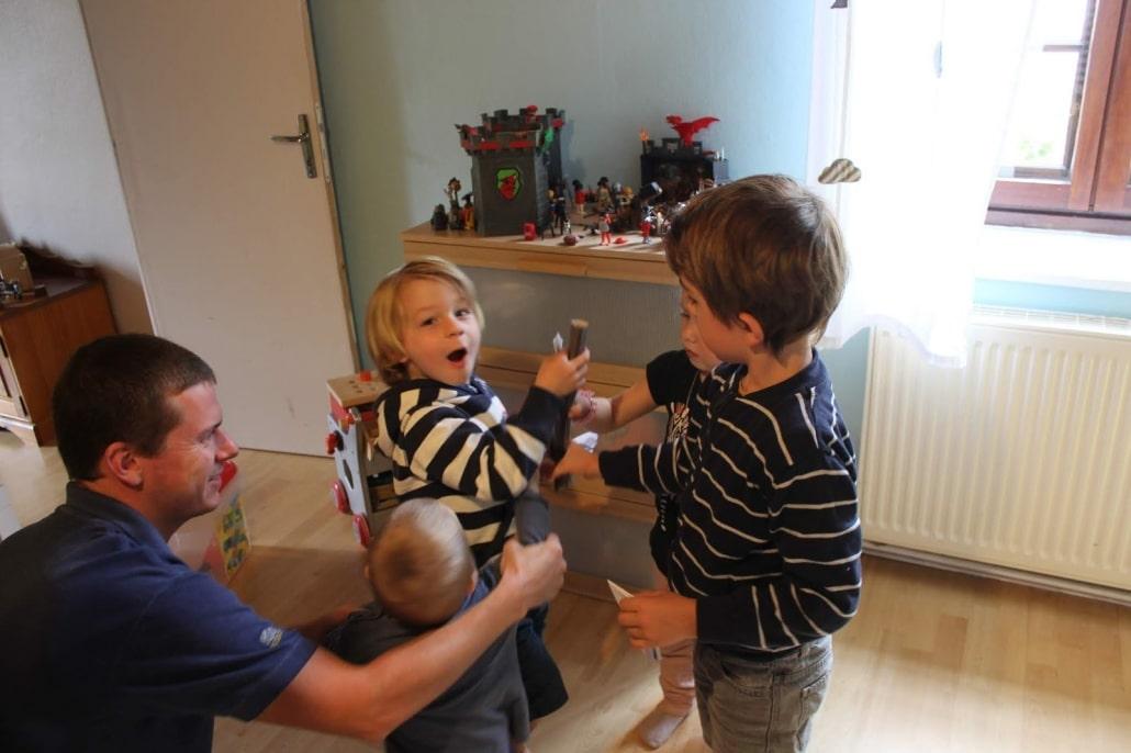 enfants jeu escape game