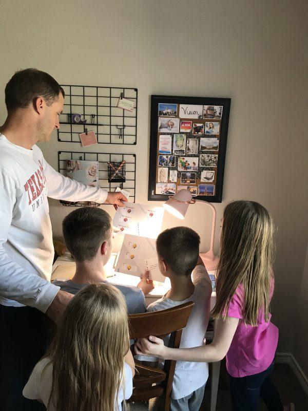 family escape game kids