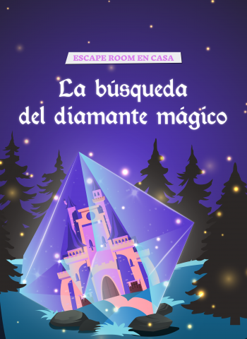 frozen la busqueda del diamante magico escape room escape kit