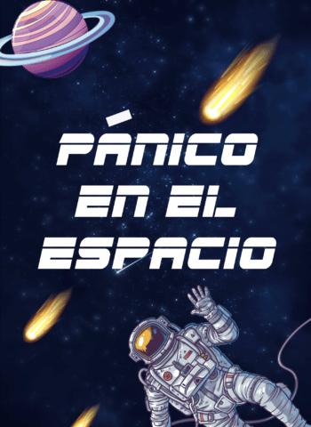 Panico en el Espacio - Escape room casa
