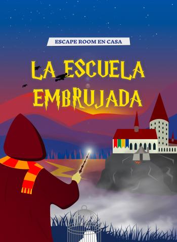 La escuela embrujada harry potter escape room juego de escape juego de escapismo