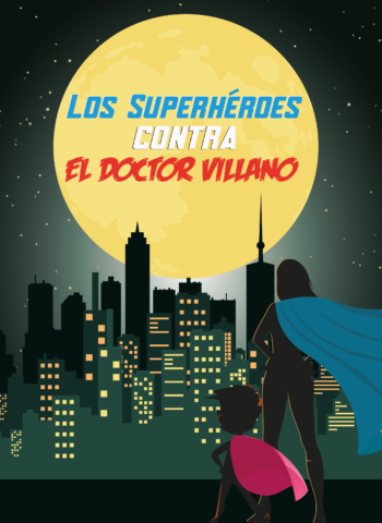 Escape room para ninos superheroes