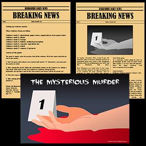Mysterious Murder 1