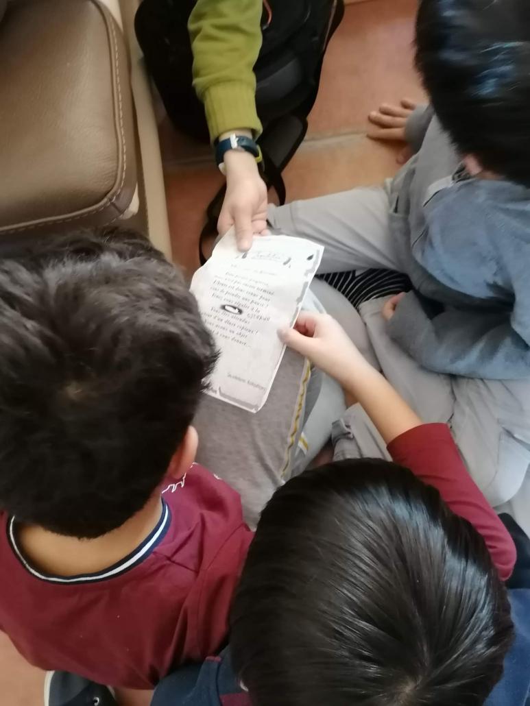 Escape Game enfants de 6 ans / kids escape rooms from 6 years old
