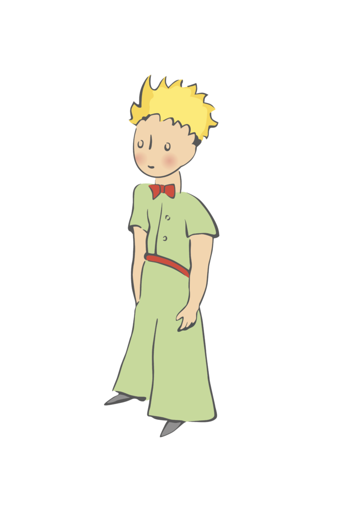 Petit Prince dessin