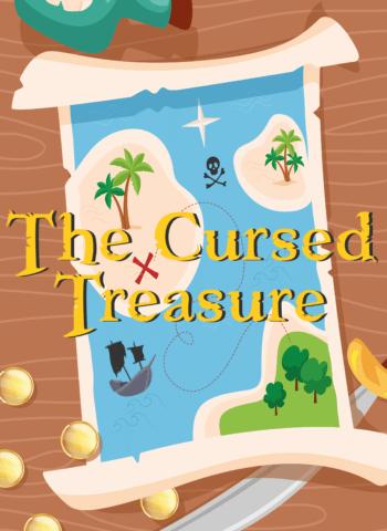 The cursed treasure - Escape Room