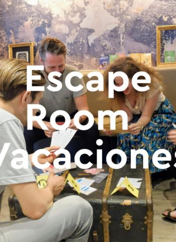 Escape Room Vacaciones