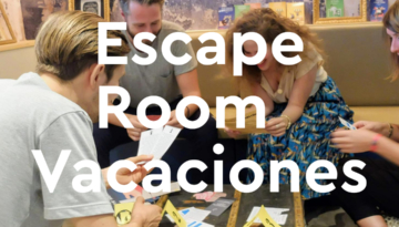 Escape Room Vacaciones