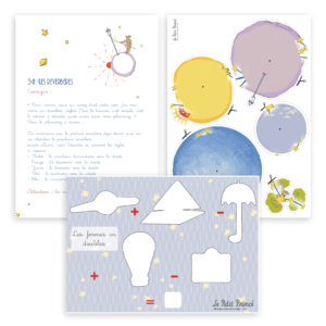 Vignette constellation petit prince 5