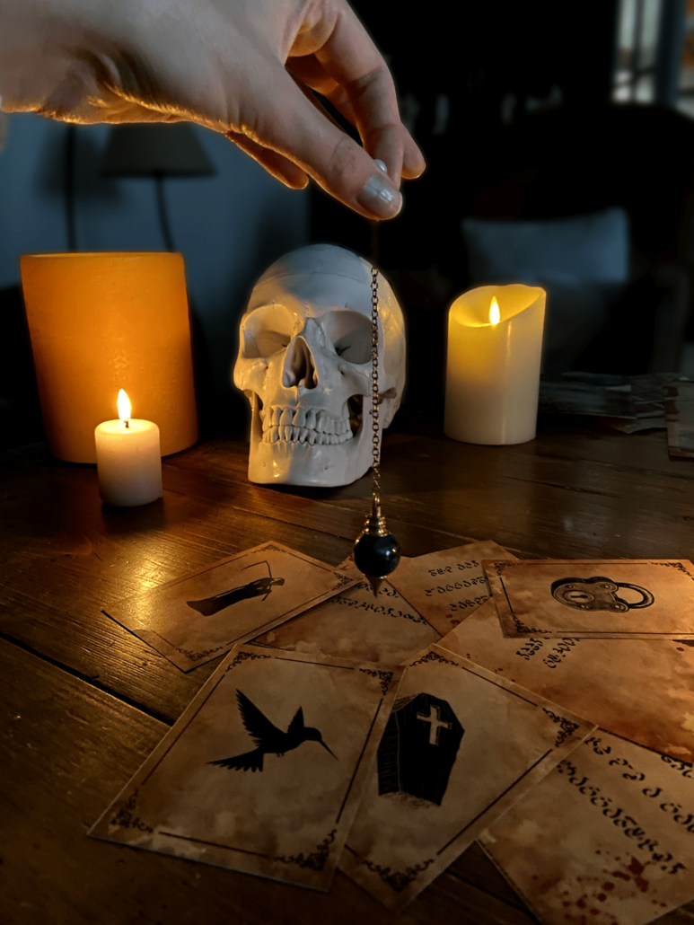 Escape Game maison hantée