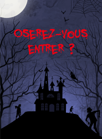 Escape Game maison horreur