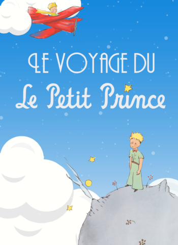 Escape Game Petit Prince - 3 à 6 ans