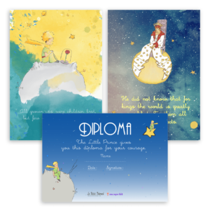 Playlist - The journey of the Little Prince - Escape Room for kids - 3 to 6 years old - DIY games