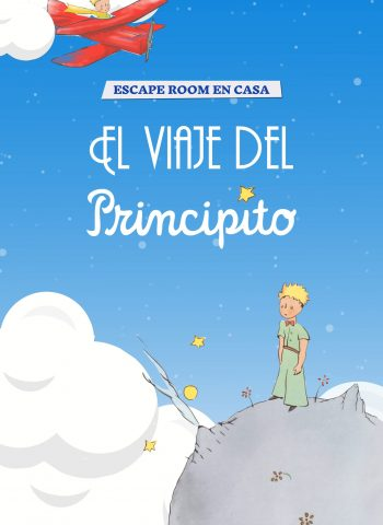El viaje del Principito - Escape Room en casa - Escape Kit