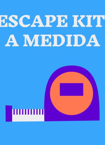 Escape Kit a medida - Escape Room Empresa